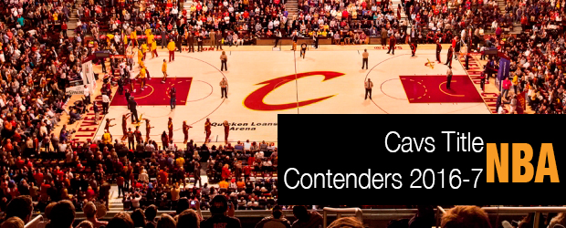 NBA Cavs Title contenders