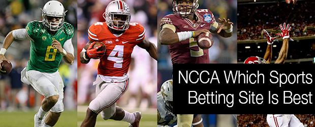 NCCA – Which Sports Betting Site is Best