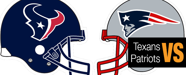 Texans Vs. Patriots – Find The Best Odds